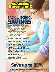 Academic Superstore Spring 2010 Digital Catalog